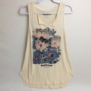 Lucky Brand | Graphic Floral Top